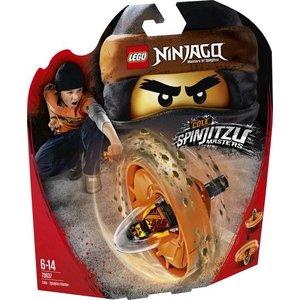 Lego Ninjago Cole Spinjitzu Meester 70637