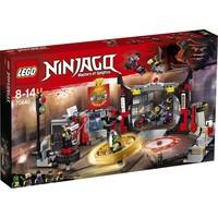 Lego Ninjago SOG Hoofdkwartier 70640