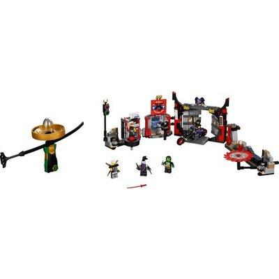 Lego Lego Ninjago SOG Hoofdkwartier 70640