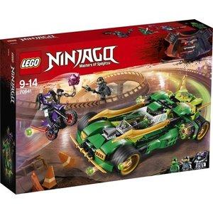 Lego Ninjago Ninja Nachtracer 70641