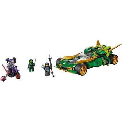 Lego Lego Ninjago Ninja Nachtracer 70641
