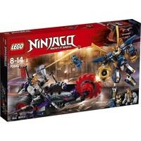 Lego Ninjago Killow vs Samurai X 70642