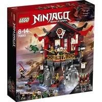 Lego Ninjago Tempel van de Wederopstanding  70643