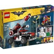 Lego Lego Batman the Movie Harley Quin Kanonkogelaanval 70921