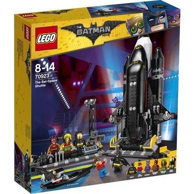 Lego Lego Batman the Movie De Bat Space Shuttle 70923