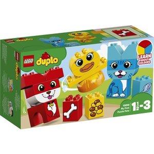 Lego Duplo Mijn Eerste Puzzeldieren 10858