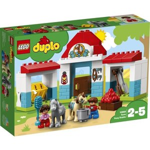Lego Duplo Ponystal 10868