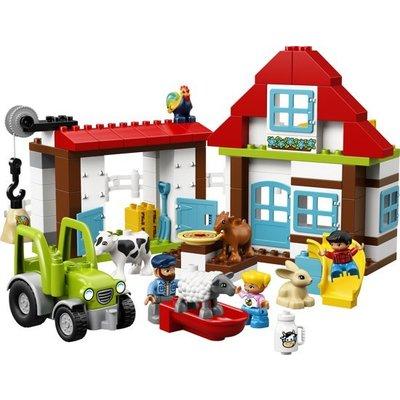 Lego Duplo Lego Duplo Boerderij Avonturen 10869