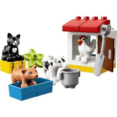 Lego Duplo Lego Duplo Boerderijdieren 10870