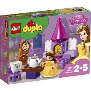 Lego Duplo Disney Princess Belle's Theekransje 10877
