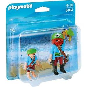 Playmobil Duopack Piraat en Scheepsjongen 5164