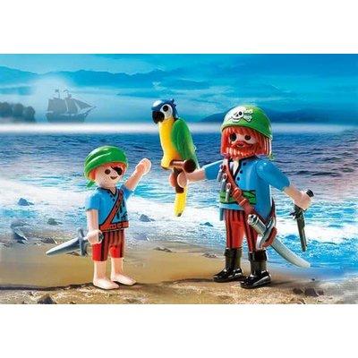 Playmobil Playmobil Duopack Piraat en Scheepsjongen 5164