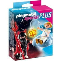 Playmobil Special Plus Engel en Duivel 5411