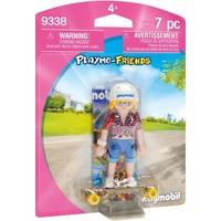 Playmobil Playmo Friends Longboard Skater 9338