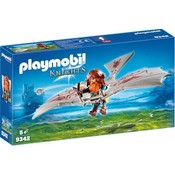 Playmobil Playmobil Knights Dwerg Zweefvlieger 9342