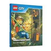 Lego Lego City Boek Jungle Avonturen 700343