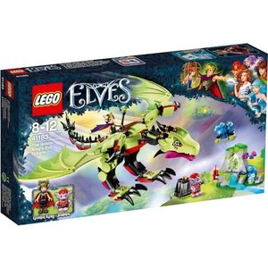 Lego Elves De Wrede Draak van de Goblin Koning 41183