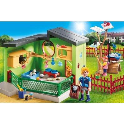 Playmobil Playmobil City Life Kattenverblijf 9276