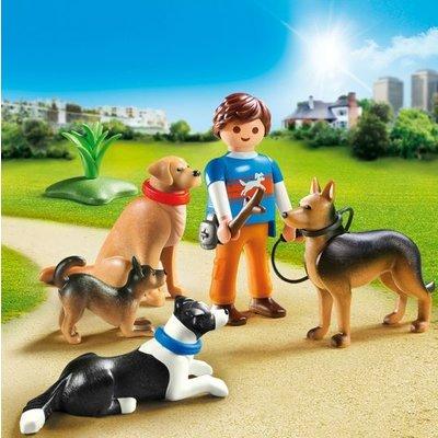 Playmobil Playmobil City Life Hondenbegeleider 9279