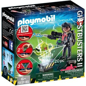 Playmobil Ghostbusters Egon Spengler 9346