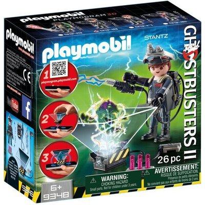 Playmobil Playmobil Ghostbusters Raymond Stantz 9348