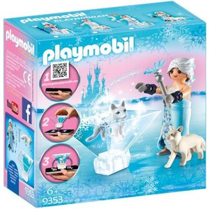 Playmobil Princess Prinses Winterbloesem 9353