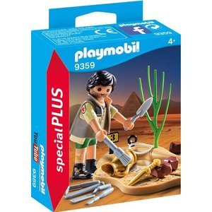 Playmobil Special Plus Archeoloog 9359