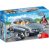 Playmobil Playmobil City Action SIE Anonieme Wagen 9361