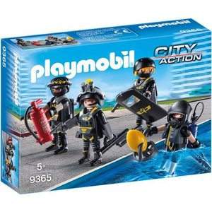 Playmobil City Action SIE Team 9365