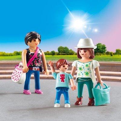 Playmobil Playmobil City Life Winkelende Meisjes 9405