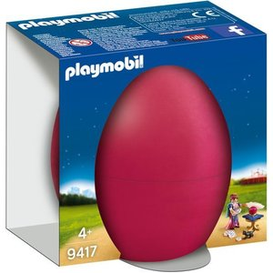 Playmobil City Life Waarzegster Ei 9417