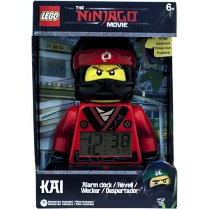 Lego Ninjago the Movie Kai Wekker