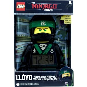 Lego Ninjago the Movie Lloyd Wekker