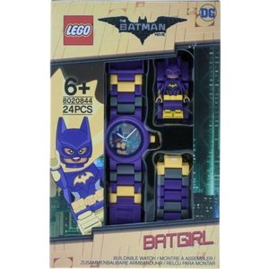 Lego Batman the Movie Batgirl Horloge