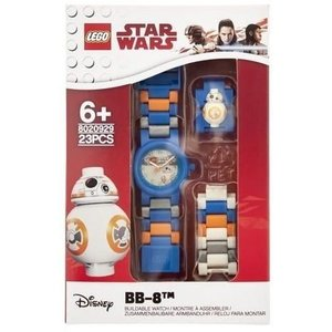 Lego Star Wars BB-8 Horloge