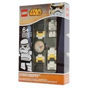Lego Lego Star Wars Stormtrooper Horloge