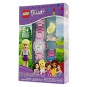 Lego Lego Friends Stephanie Horloge