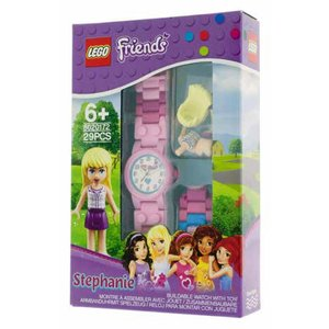 Lego Friends Stephanie Horloge