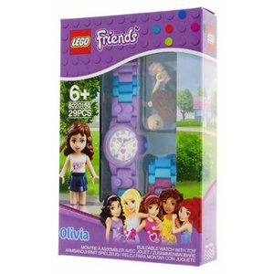 Lego Friends Olivia Horloge