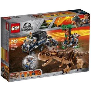 Lego Jurassic World Gyrobolontsnapping van Carnotaurus 75929