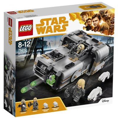 Lego Lego Star Wars Moloch's Land Speeder 75210