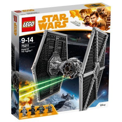 Lego Lego Star Wars Imperial TIE Fighter 75211