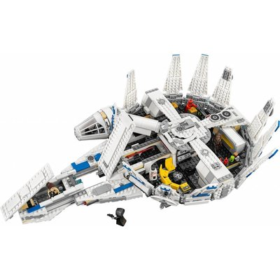 Lego Lego Star Wars Kessel Run Millenium Falcon 75212