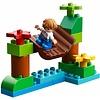 Lego Duplo Lego Duplo Jurassic World Kinderboerderij met Vriendelijke Reuzen 10879