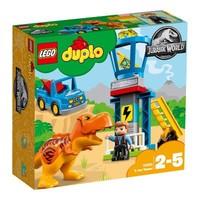 Lego Duplo Jurassic World T-Rex Toren 10880