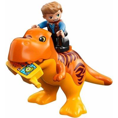 Lego Duplo Lego Duplo Jurassic World T-Rex Toren 10880