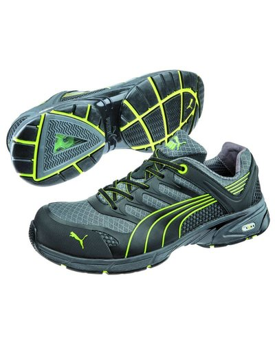 Puma Safety Model 64.252.0 Fuse Motion Green Men Low S1P HRO SRA