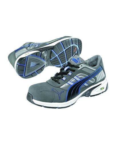Puma Safety Model 64.259.0 Pace Blue Low S1P HRO SRA