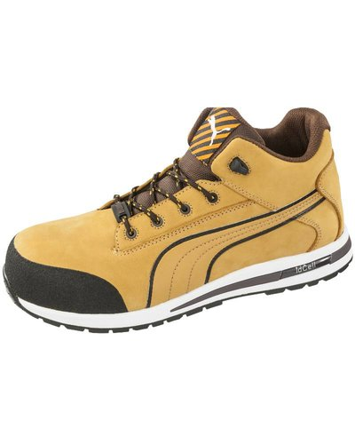 Puma Safety 63.318.0 Dash Wheat Mid S3 HRO SRC