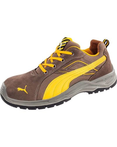 Puma Safety 64.363.0 Omni Brown Low S1P SRC